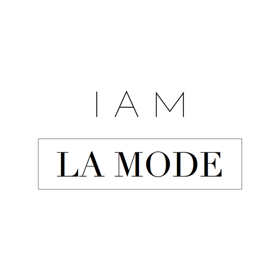 Logo i am la mode article large