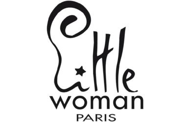 Logo little woman paris bijou email femme normal