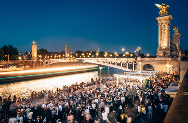 Afterwork paris faust pont alexandre iii normal