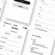 Mobile checkout copy