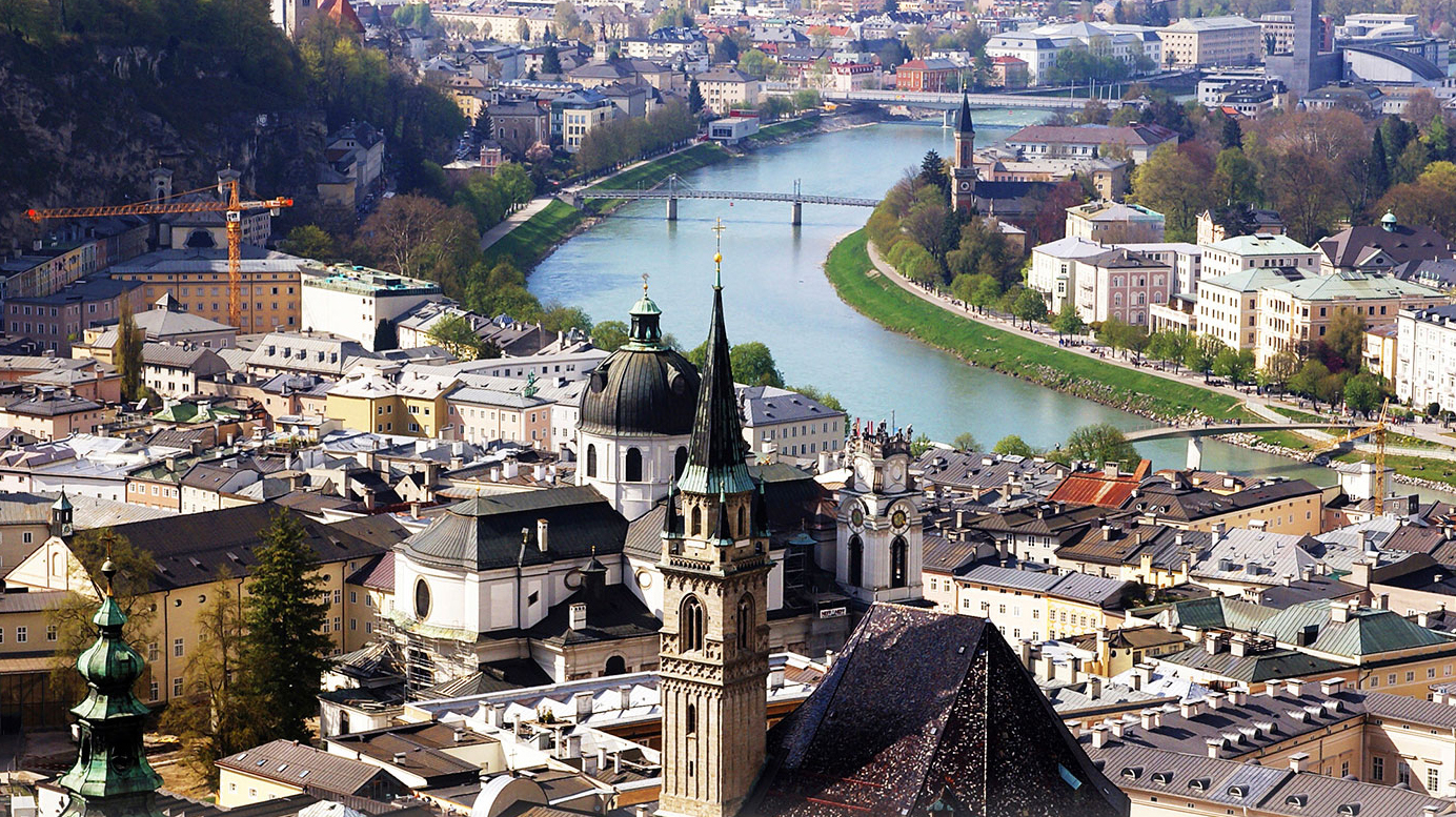 Flights To Salzburg From East Midlands East Midlands Airport