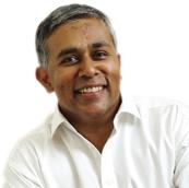 Prof Sunil Shah Consultant Ophthalmologist
