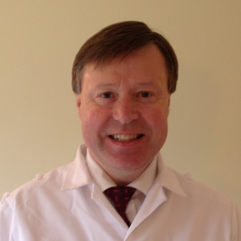 Mr Andrew Robinson Podiatrist