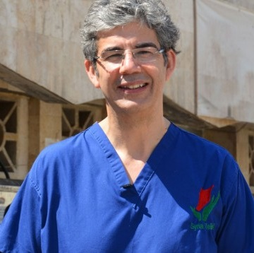 Mr David Nott Consultant General Surgeon