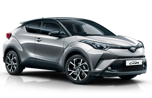 Toyota C-HR Dynamic Latest Offers | Toyota UK