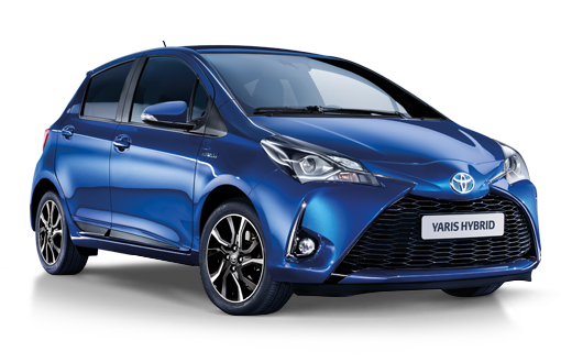 Yaris Hybrid Design Latest Offers  Toyota UK