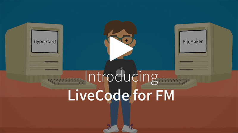 LiveCode for FM - Introduction