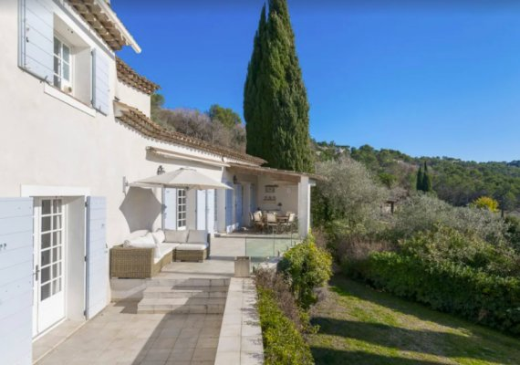 Traditional Provence Mas for rent in  Mouans-Sartoux, France