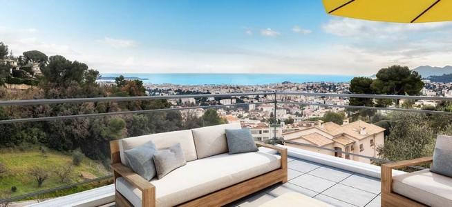 Wohnung zu verkaufen in Le Cannet 1703624