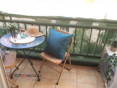 Appartement 24m² à louer à Nice 1703785