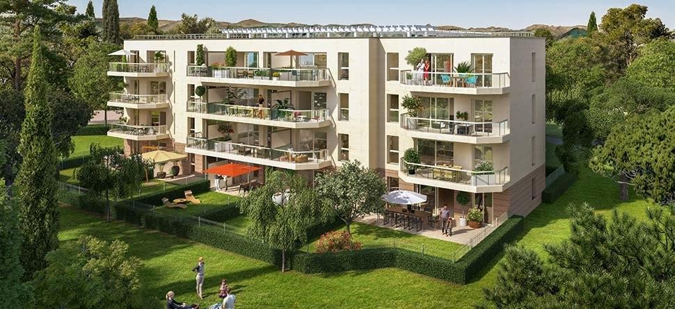 Апартамент Продажба на имоти във Антиб, две стаи Франция Alpes Maritimes. 28.1.2020 Имоти за продан. 1703803 266900 EUR.