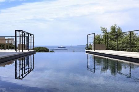Fransa'da - Antibes'de 400m² Günlük Kiralık ev 1703938