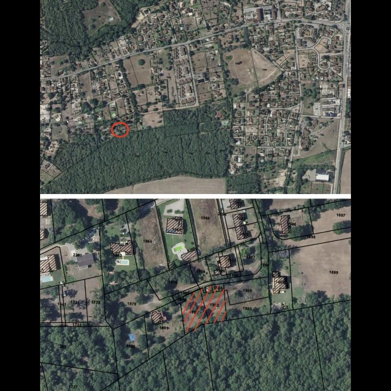 Парцел Продажба на имоти във Prunelli-di-Fiumorbo, Франция. 29.1.2020 Имоти за продан. 1704353 103000 EUR.