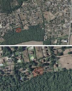 Prunelli-di-Fiumorbo 1513m² satılık yapı arazisi 1704353