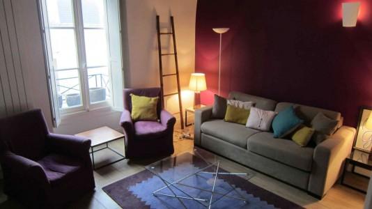دفع الممتلكات في بيتكوين - شقة للإيجارالشهري في باريس 1704408
