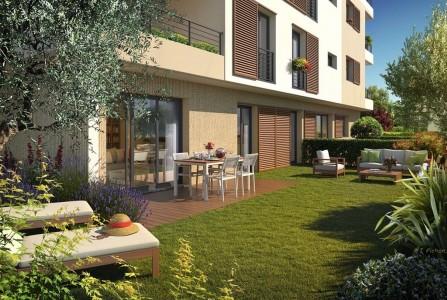 法國朱安雷賓 出售中公寓 2 rooms_en 49m² 1704471