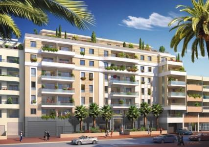 法國朱安雷賓 出售中公寓 3 rooms_en 65m² 1704476