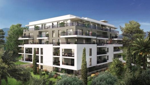 دفع الممتلكات في بيتكوين - شقة للبيع في فرنسا أنتيبس 1704484