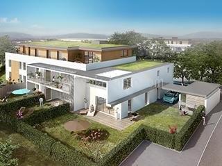 Annecy-le-Vieux 66m² satılık yeni inşa 1704646