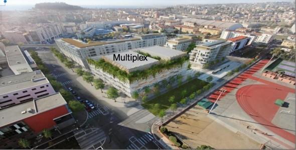 Edifício comercial para alugar em Nice 1704669