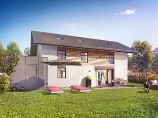Neubau zu verkaufen in Villaz 1704749