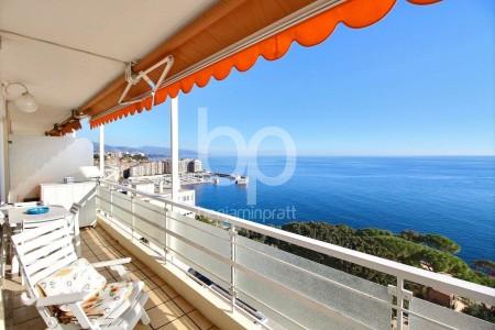 Cap d'Ail 67m² 1+1 satılık daire 1704788