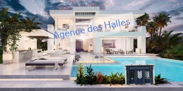 Prodej rodinného domu - Marbella Španělsko 1704849