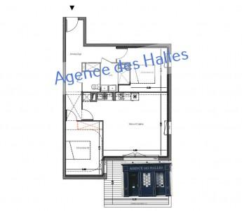 Appartement te koop in Lormont 1704871