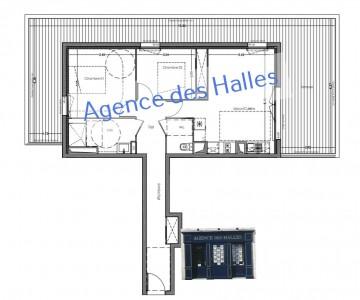 Appartement te koop in Lormont 1704872