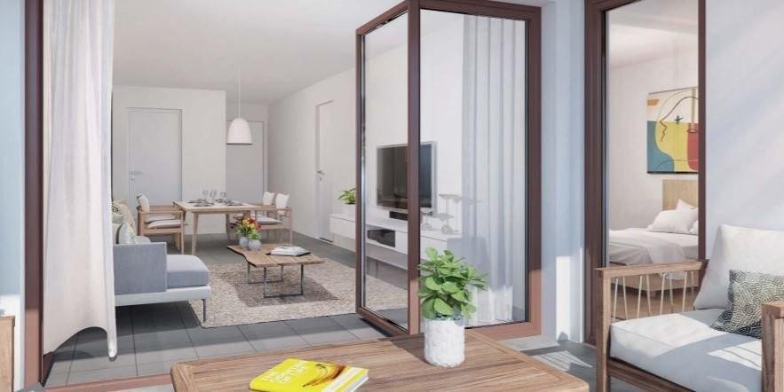 Nieuwbouw 87m² te koop in Lormont,. Koop nieuwbouw 87m² - in Lormont,,,, 233000 EUR 29.1.2020 1704879. Nieuwbouw te koop in Lormont, Frankrijk.