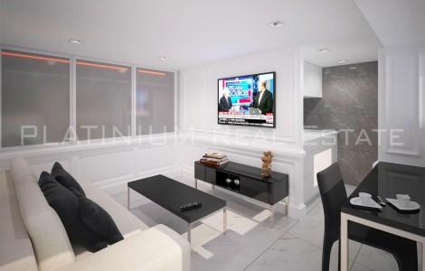 Cap d'Ail 17m² satılık daire 1704899