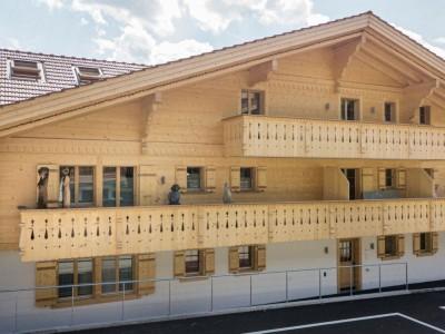 हॉलिडे गेस्ट हाउस : Schönriedस्विजरलैंडमेंअपार्टमेंट 1704928