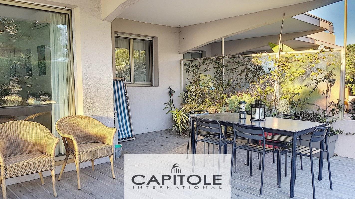 Апартамент Продажба на имоти във Антиб, две стаи Франция Alpes Maritimes. 29.1.2020 Имоти за продан. 1705257 259700 EUR.