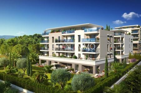 دفع الممتلكات في بيتكوين - شقة للبيع في فرنسا أنتيبس 1705980