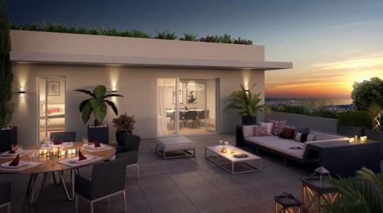 دفع الممتلكات في بيتكوين - شقة للبيع في فرنسا بوسولي 1706244