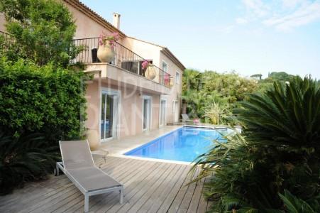Fransa'da - Antibes'de 275m² Günlük Kiralık villa 1706305