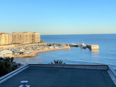 Cap d'Ail 81m² 2+1 satılık daire 1706389