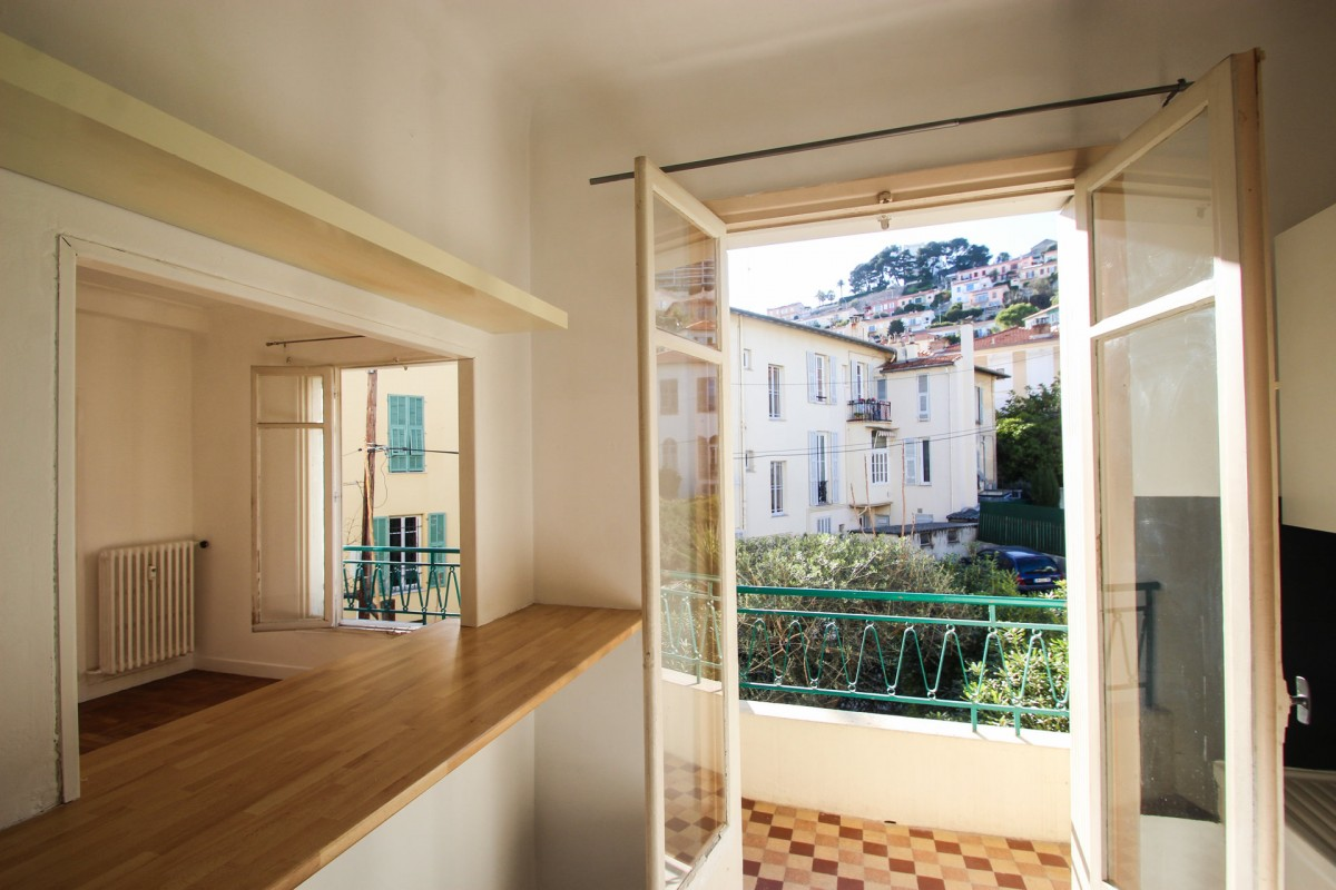 Apartamento T 1 para arrendar em Nice. Apartamento T 1 32m² aluguel a longo prazo em Nice. Aluguel apartamento a longo prazo T 1 janela de duas folhas, orientado ao sul, França Alpes Marítimos 4.3.2020 510 EUR. Ache aluguel mensal apartamento em Nice 1707030.
