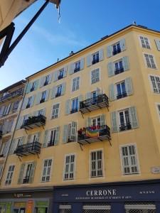 Квартира в долгосрочную аренду - Ницца 1707161