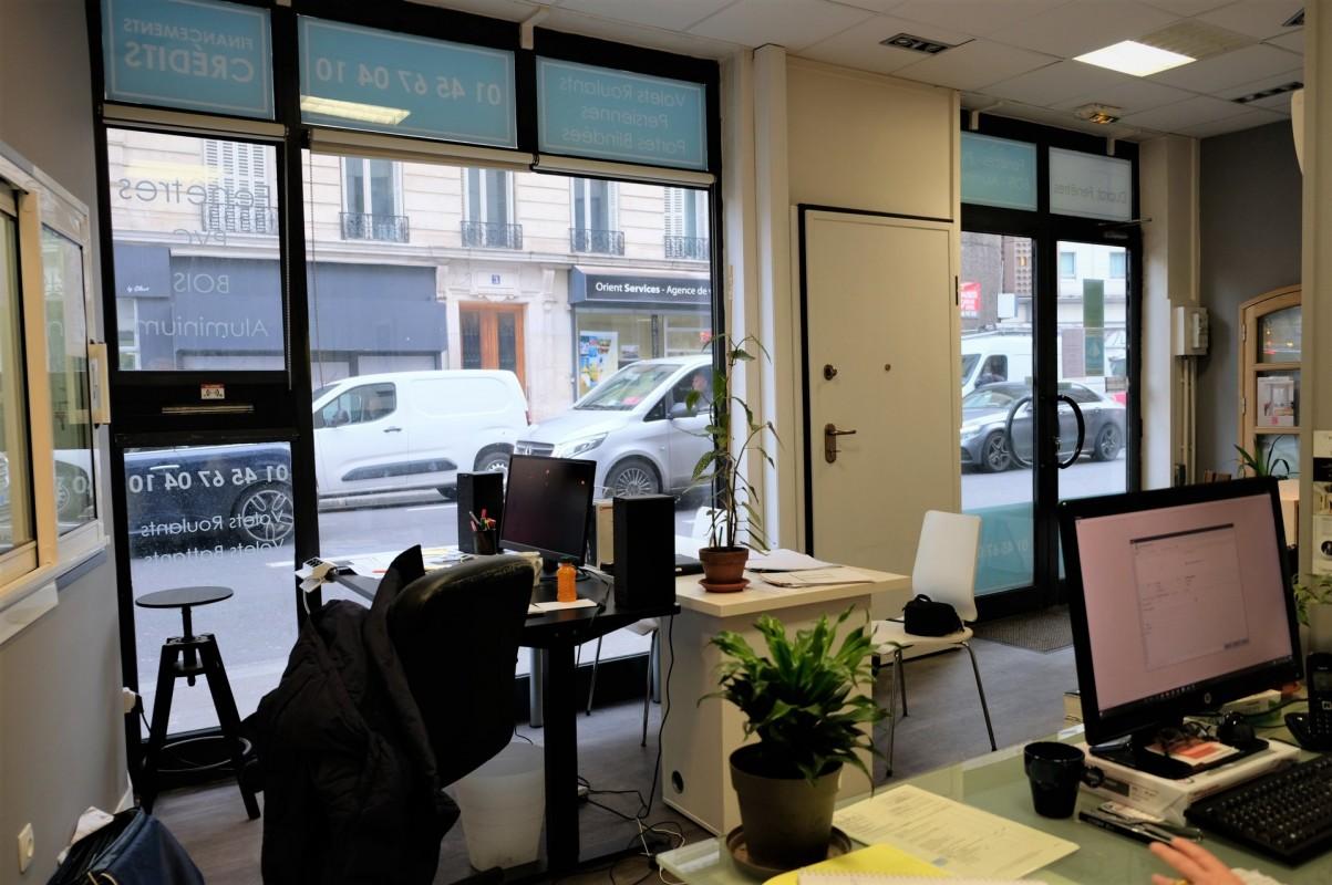 للإيجار61m² متجر في فرنسا باريس للمدى الطويل - قائمة العقارات للإيجار الشهري في باريس من الوكالات العقارية 2069 EUR 5.3.2020 1707523 دفع الممتلكات في بيتكوين