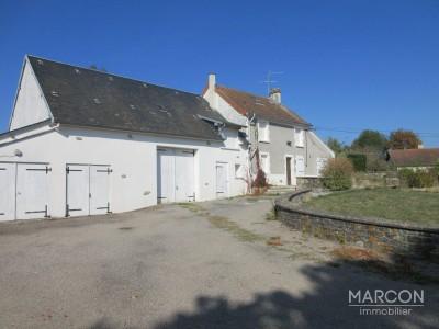 Farmhouse for Sale in Le Grand-Bourg 1707742