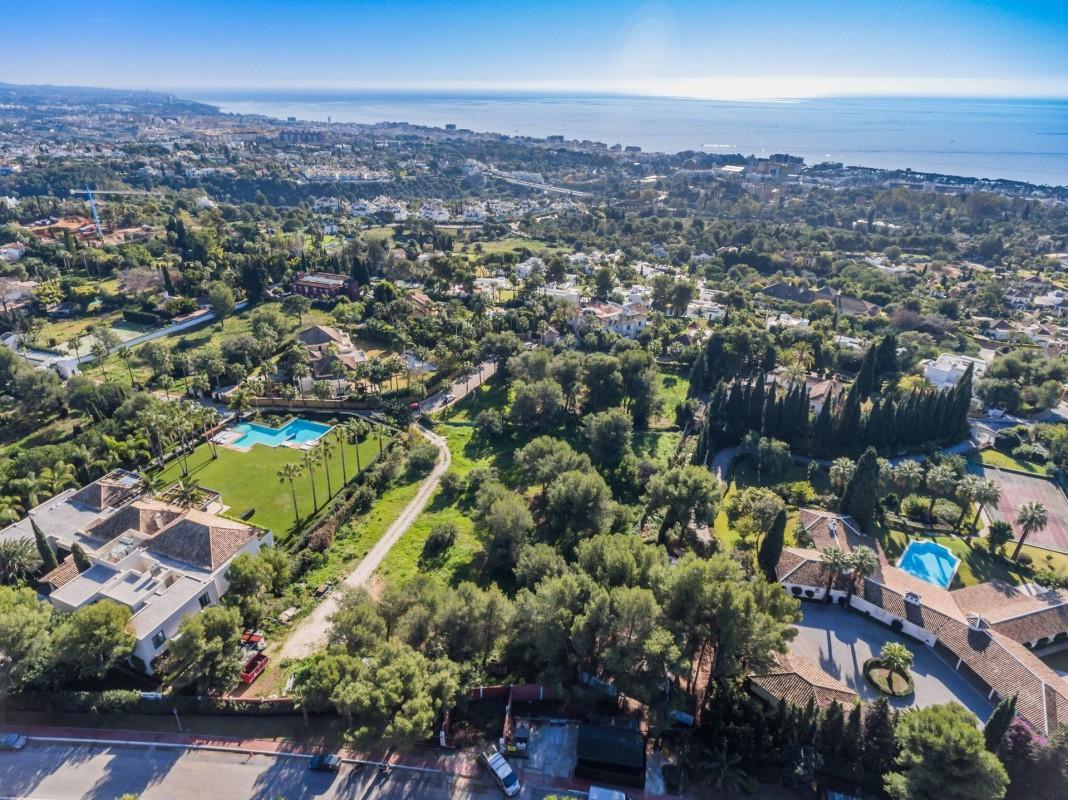 Tomt till salu Marbella Spanien Costa del Sol. Tomt 4094m² i Marbella till salu - 2750000 EUR 6.3.2020 1707758. Bostäder till salu i Marbella Spanien Costa del Sol