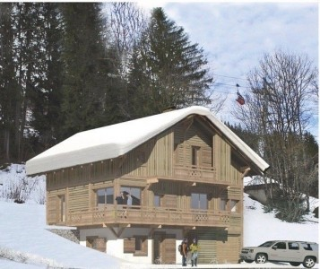 Chalet for Sale in Saint Gervais 1707907