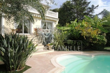 Villa for Sale in Cannes 1707950