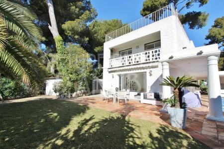 Fransa'da - Cap d'Antibes 180m² Günlük Kiralık villa 1708135