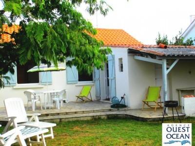 Pronájem rodinného domu 60m² - Jard-sur-Mer, Francii 1708147