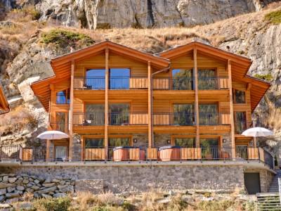 İsviçre'de - Zermatt 150m² Günlük Kiralık daire 1708402
