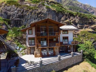 İsviçre'de - Zermatt 220m² Günlük Kiralık daire 1708408