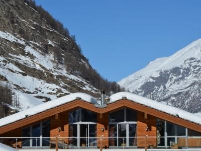 İsviçre'de - Zermatt 320m² Günlük Kiralık daire 1708411