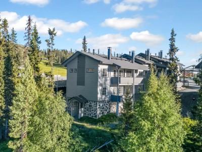 أجر شقة في Kuusamo لفترة للإيجازات 1709168